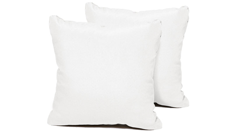 TK Classics Sail White Outdoor Throw Pillows Square Set of 2 | Kipe it