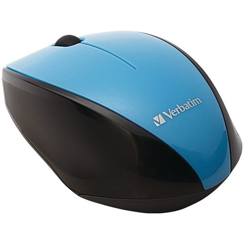 Verbatim Wireless Multi-trac Blue Led Optical Mouse (blue) (pack of 1 Ea)