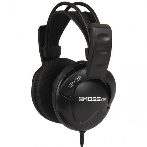 Koss Ur20 Full-size, Over-the-ear Headphones (pack of 1 Ea) | Kipe it