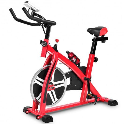 Adjustable Exercise Bicycle Cycling Cardio Fitness | Kipe it