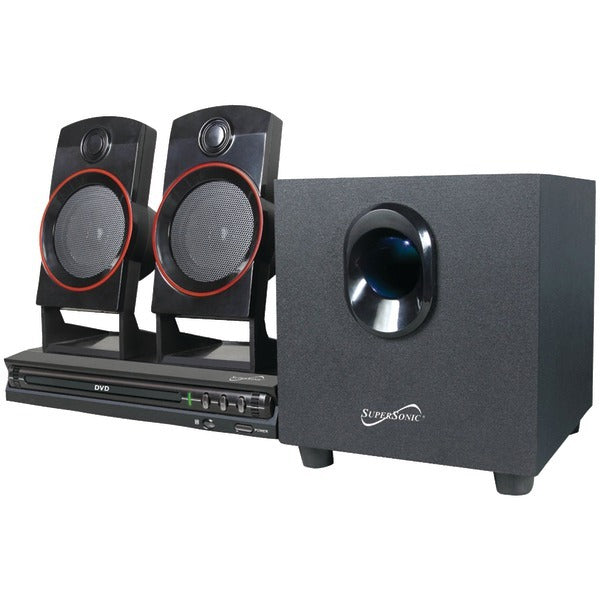 Supersonic SC-35HT 2.1-Channel DVD Home Theater System | Kipe it