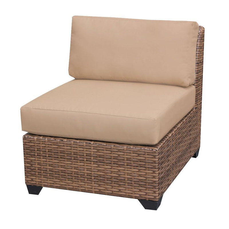 TK CLASSICS Laguna 6 Piece Outdoor Wicker Patio Furniture Set 06p - Aruba | Kipe it