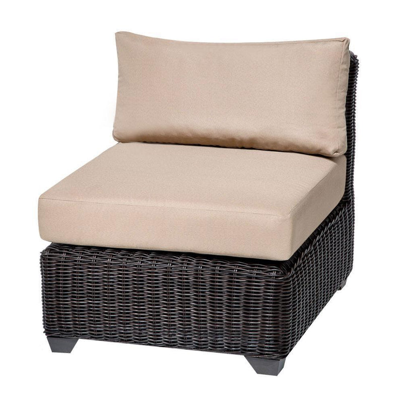 TK CLASSICS Venice 7 Piece Outdoor Wicker Patio Furniture Set 07e - Beige | Kipe it
