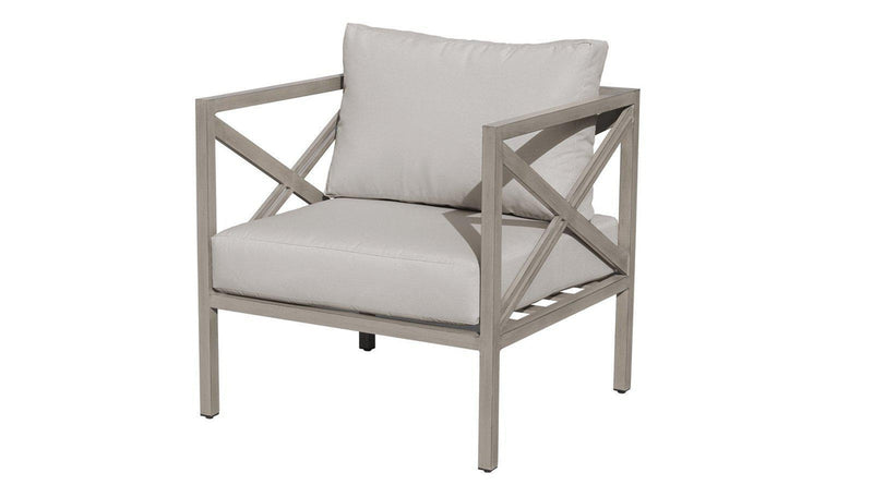 TK CLASSICS Carlisle 3 Piece Outdoor Wicker Patio Furniture Set 03a - Sail White | Kipe it
