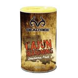 Realtree CAJUN Seasoning 8oz Shaker Can