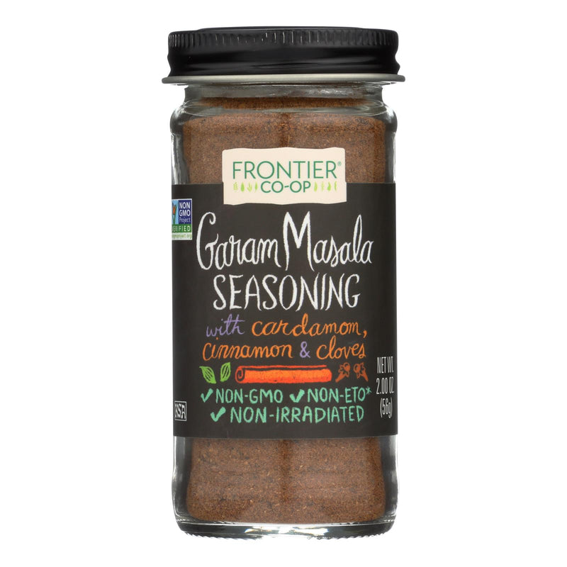 Frontier Herb Garam Masala Seasoning Blend - 2.0 oz | Kipe it