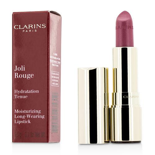 CLARINS Joli Rouge (Long Wearing Moisturizing Lipstick) - # 715 Candy Rose --3.5g/0.12oz | Kipe it
