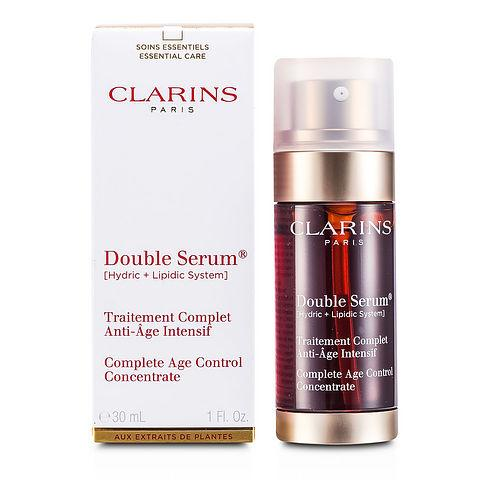 CLARINS Double Serum Complete Age Control Concentrate --30ml/1oz | Kipe it