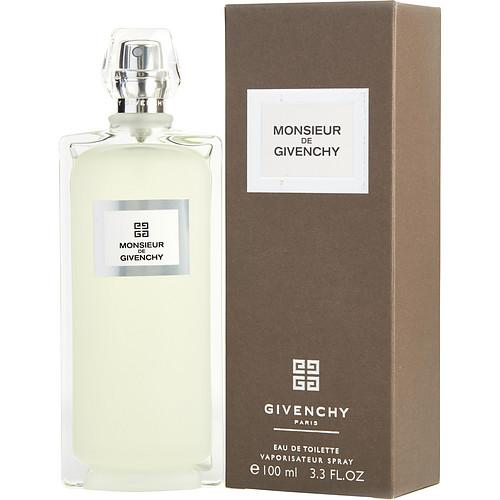 GIVENCHY Monsieur Givenchy Eau De Toilette Spray 3.3 oz | Kipe it