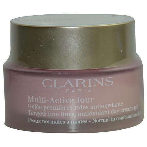 CLARINS Multi-Active Jour Target Fine Lines Antioxidant Day Cream - Gel (Normal to Combination Skin) 50 ml/ 1.7 oz