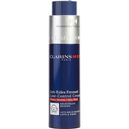 CLARINS Men Line Control Cream- For Dry Skin--50ml/1.7oz