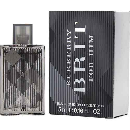 BURBERRY BRIT by Burberry EDT .16 OZ (NEW PACKAGING) MINI