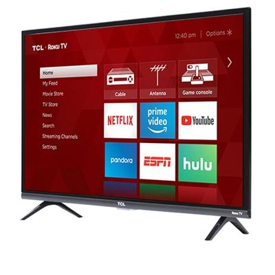 "32"" 1080p LED Roku TV"