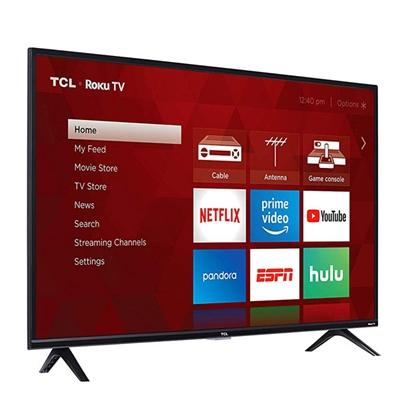 "40"" 1080p LED Roku TV"