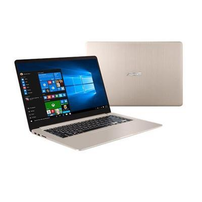 ASUS 15.6'' i3 7100U 2.4GHz Gold Metal