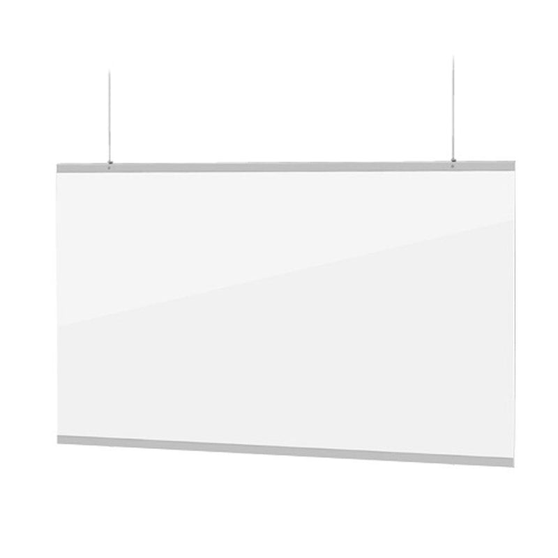 "DA-LITE Holo Screen - HDTV Format 3/8"" Thickness 133"" Diagonal Viewing Area 65"" x 116"" 