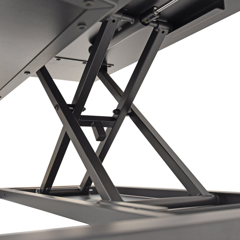 Offex - Level Up 32 Pro Pneumatic Standing Desk Converter | Kipe it