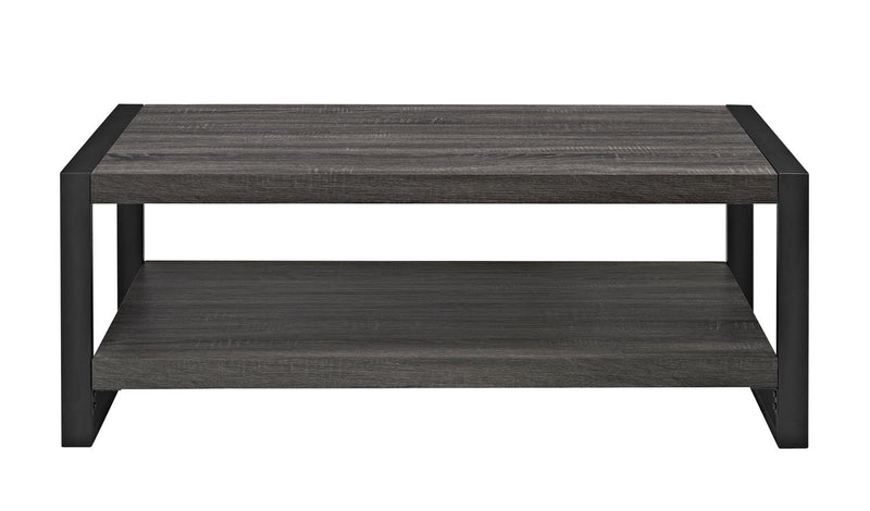 "angelo:HOME 48"" Coffee Table - Charcoal 