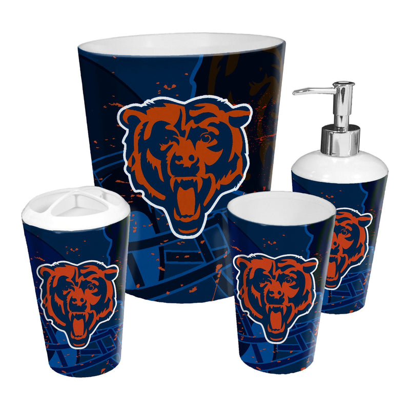 Bears OFFICIAL  4-Piece Bath Set | Kipe it