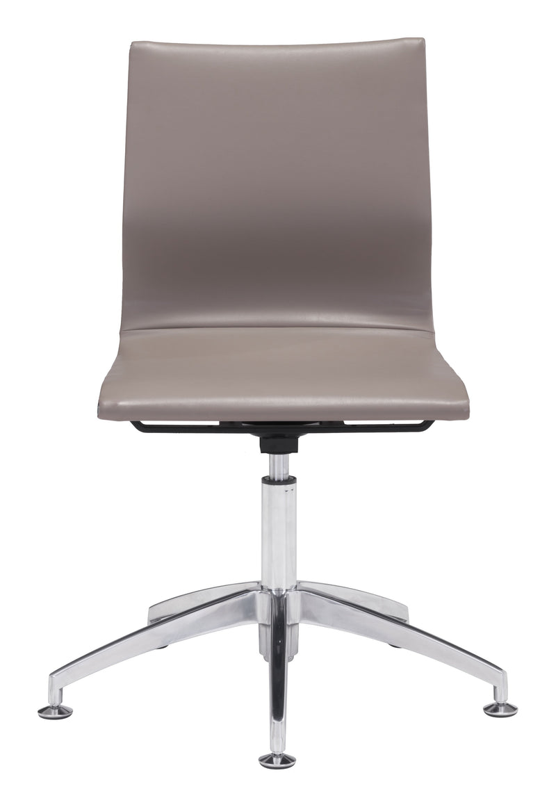 Glider Conference Chair Taupe