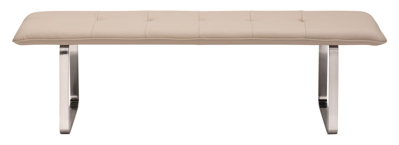 Cartierville Bench Taupe | Kipe it