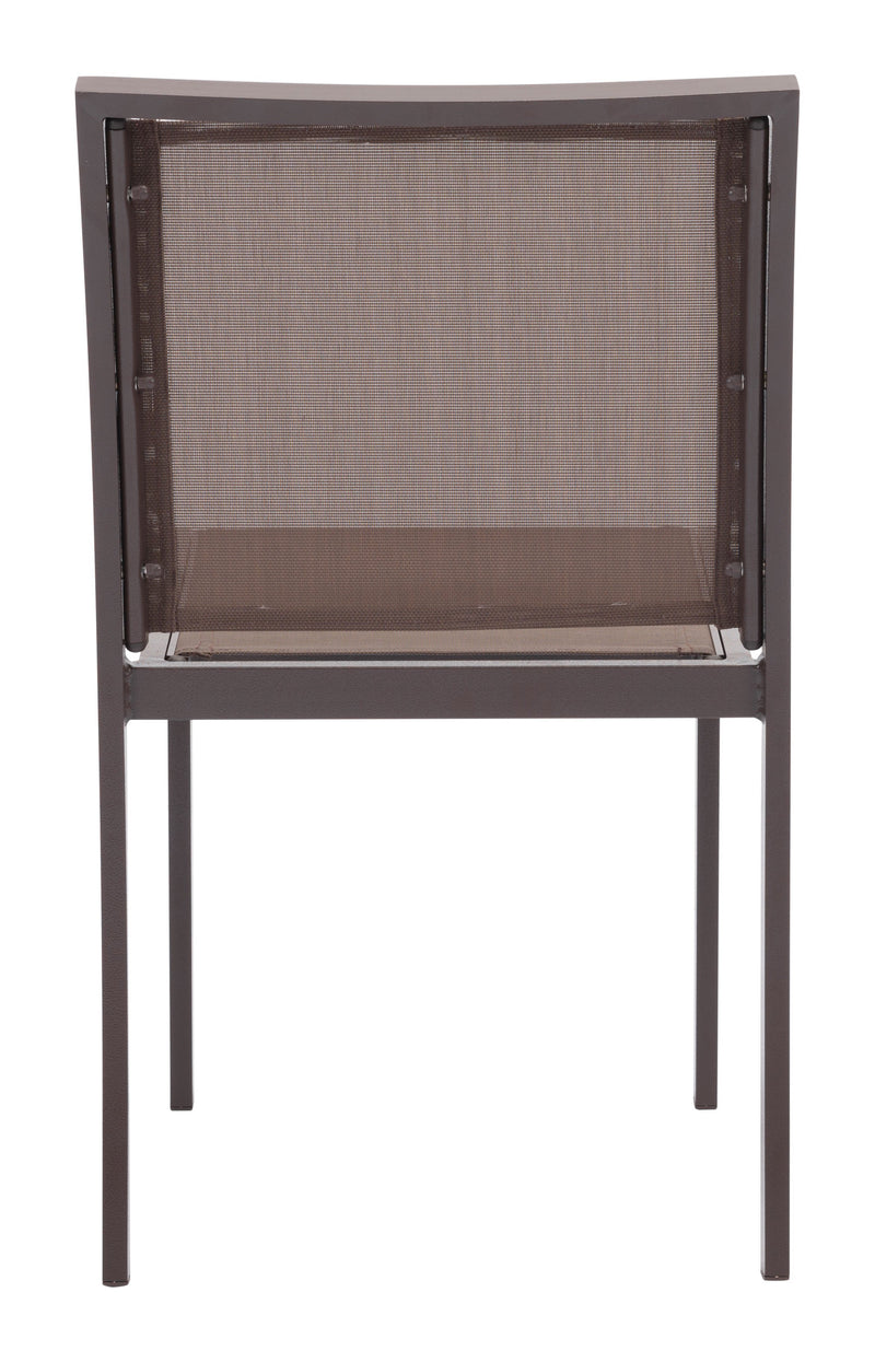 Mayakoba Dining Chair Brown (Set of 2)