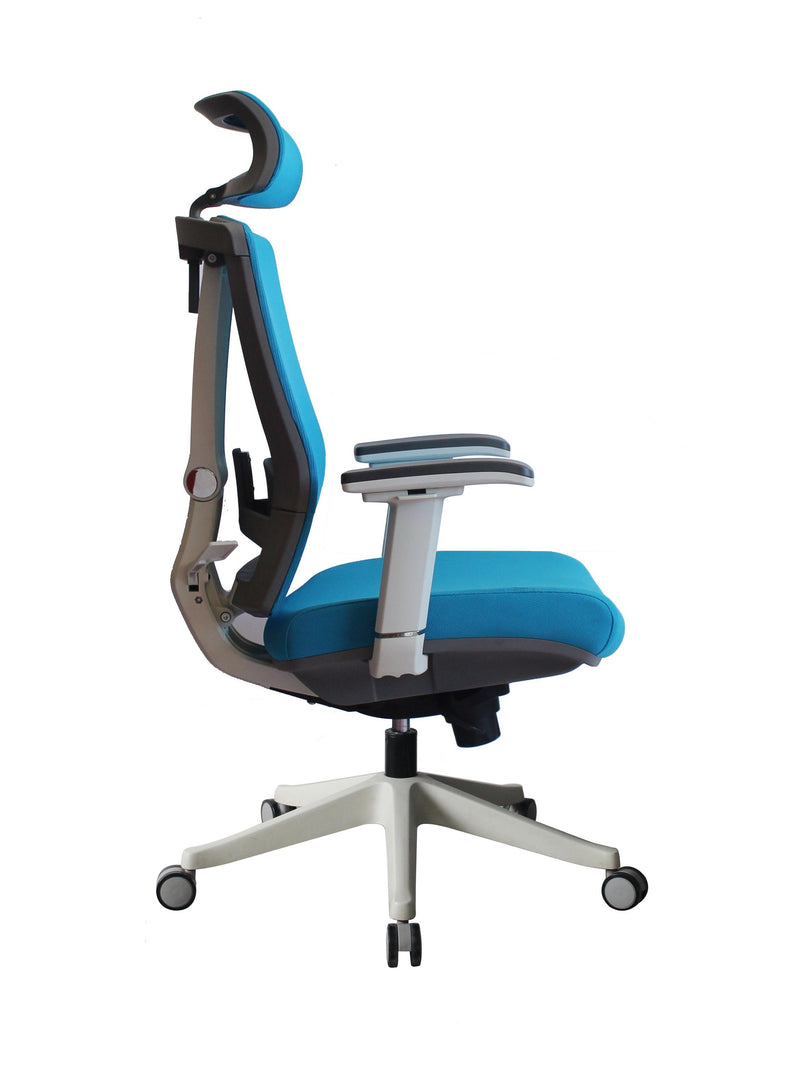 ActiveChair Ergonomic Office and Gaming Chair, 7-way adjustable