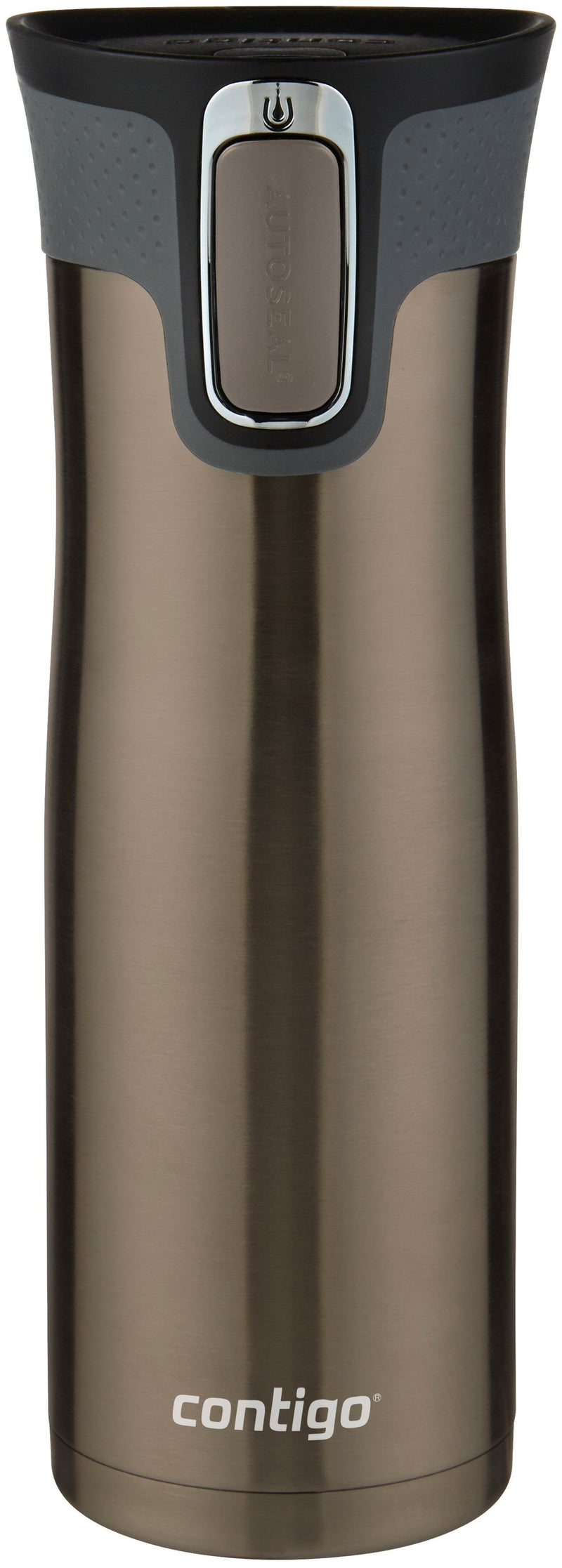 Contigo West Loop 2.0 16oz Stainless Steel Travel Mug-Latte | Kipe it