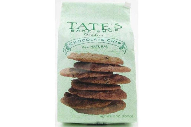 Tate's Bake Shop - Chocolate Chip Cookies ( 12 - 7 oz bags) | Kipe it