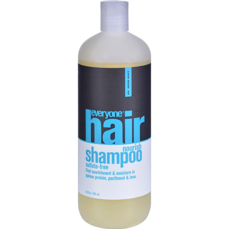 EO Products - Everyone Hair Sulfate Free Nourish Shampoo ( 2 - 20 FZ)