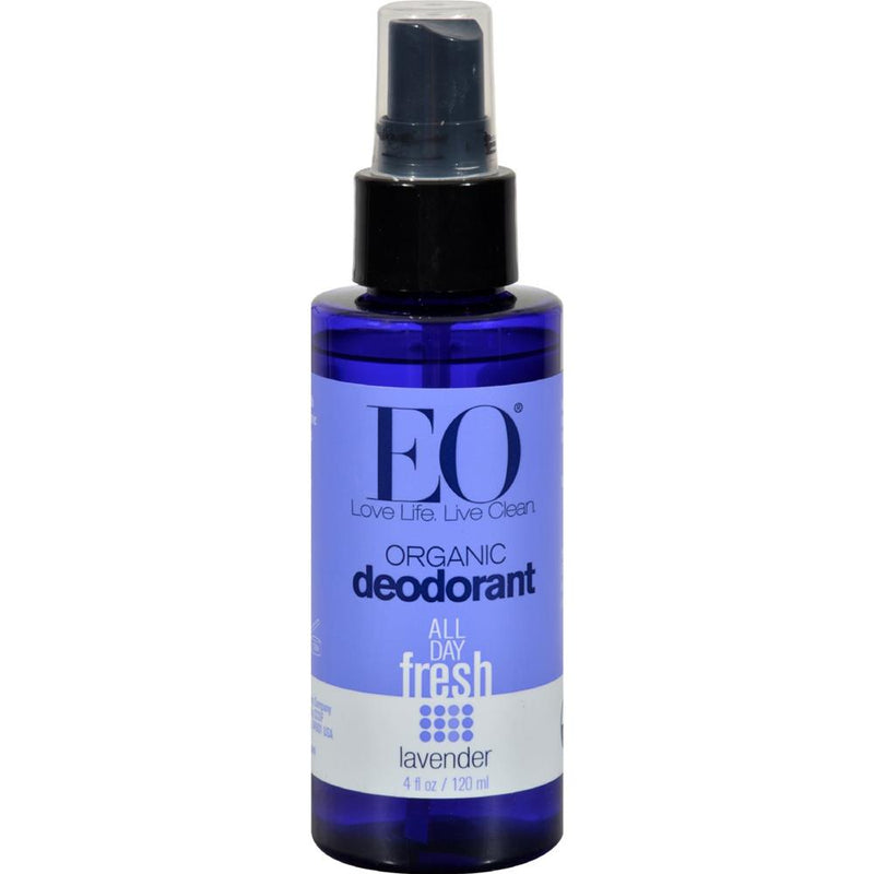 EO Products - Lavender Deodorant Spray ( 2 - 4 FZ) | Kipe it