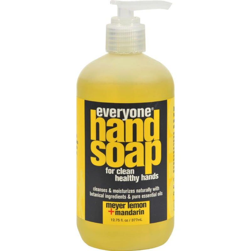 EO Products - Lemon And Mandarin Everyone Hand Soap ( 2 - 12.75 FZ) | Kipe it