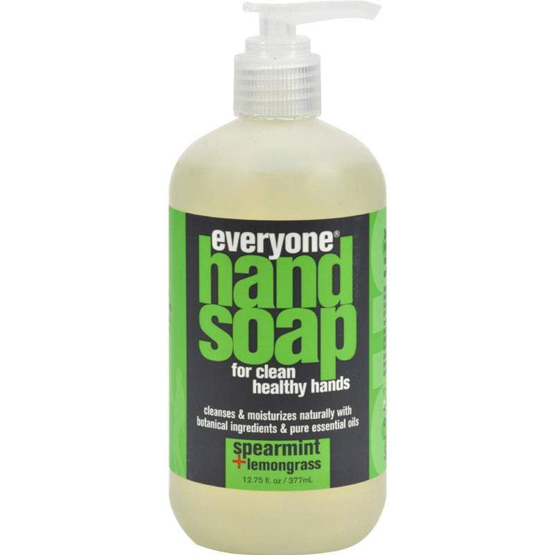 EO Products - Spearmint And Lemongrass Everyone Hand Soap ( 2 - 12.75 FZ) | Kipe it