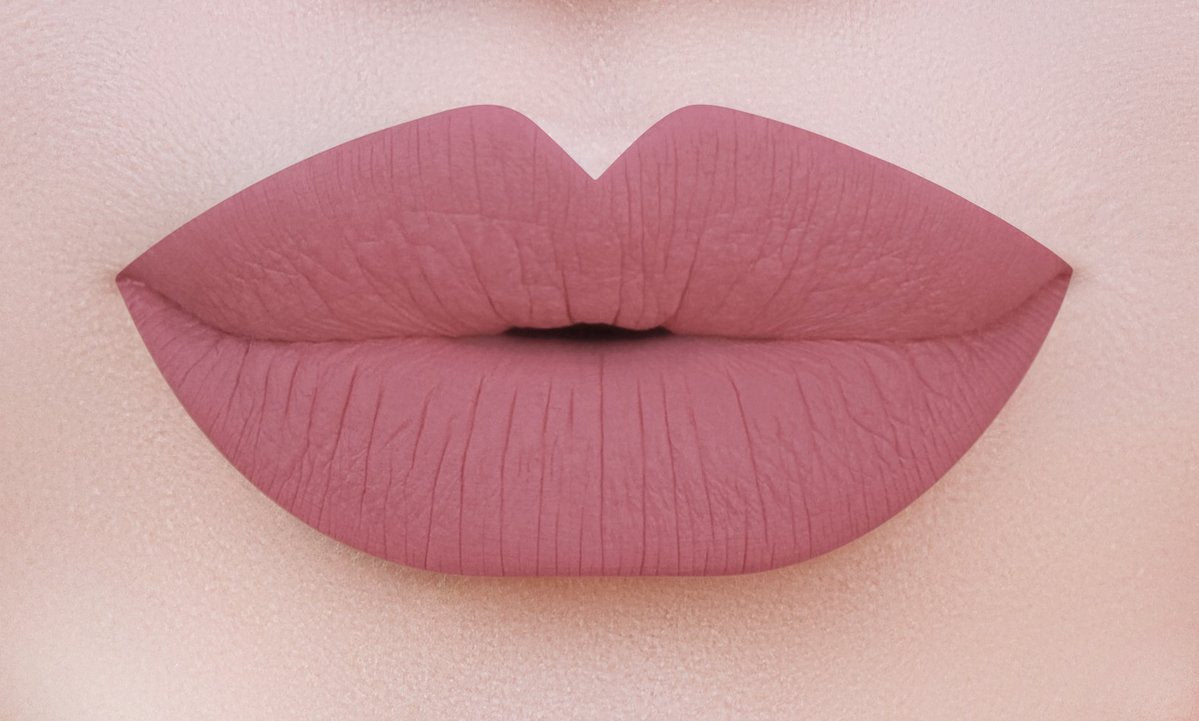 18 LONG WEAR MATTE LIP GLOSS - ANGEL