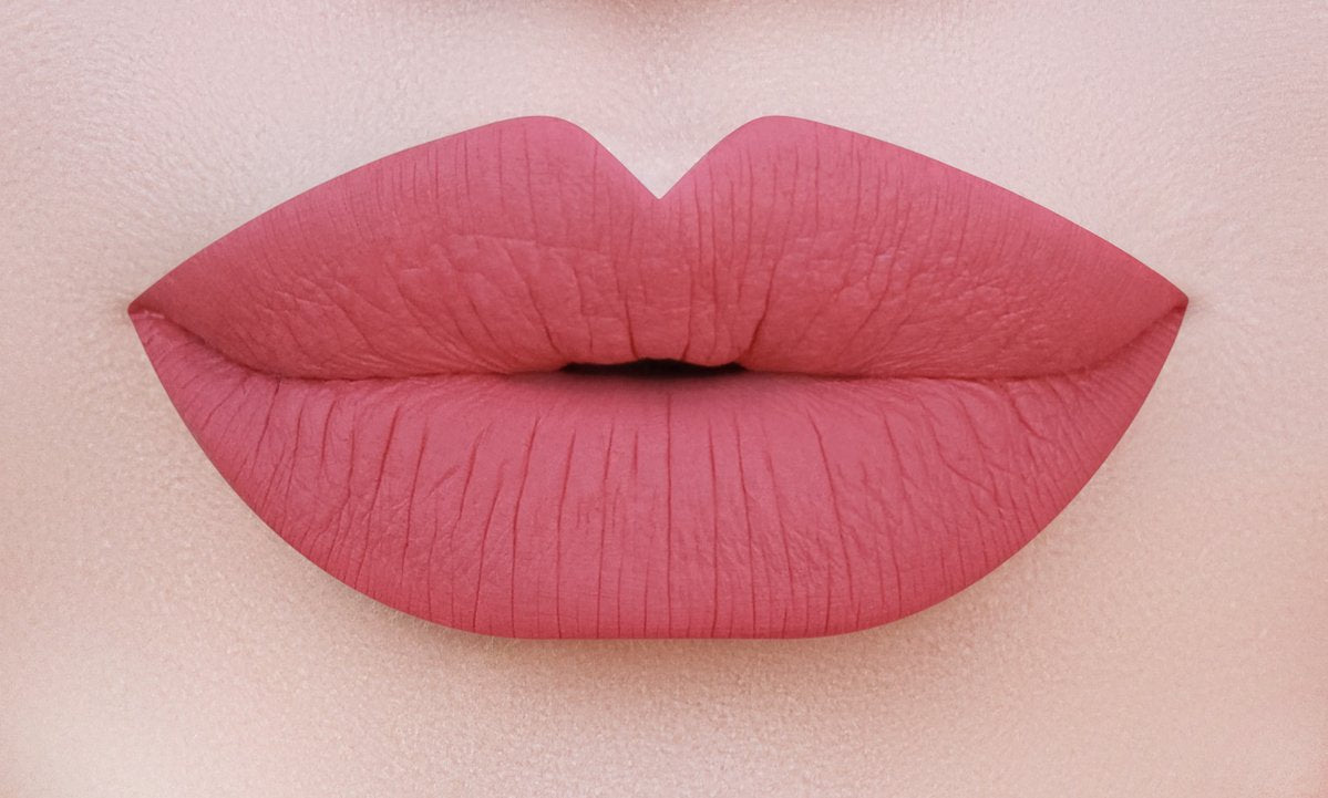 19 LONG WEAR MATTE LIP GLOSS - DARE ME