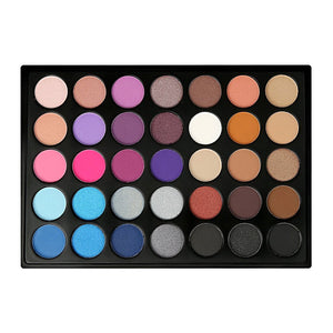 B35E EYE SHADOW PALETTE