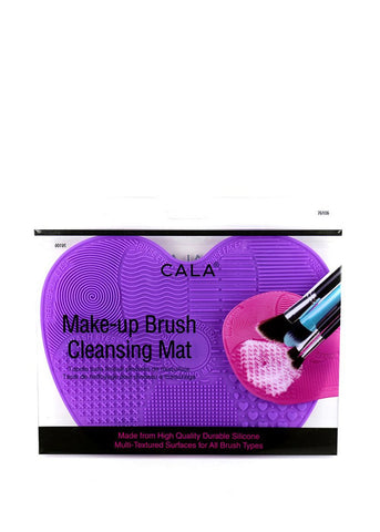 CALA Brush Cleansing Mat - PURPLE