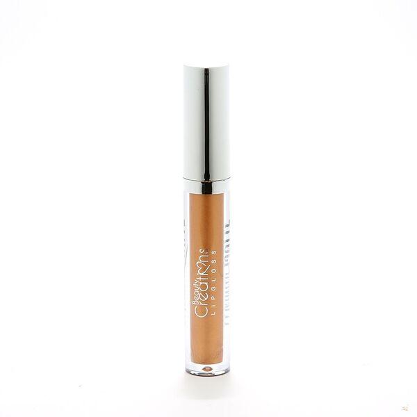LGM04 METALLIC LONG WEAR MATTE LIP GLOSS - CANDLE LIGHT