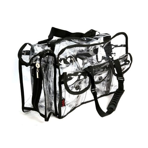 CLEAR MAKEUP BAG