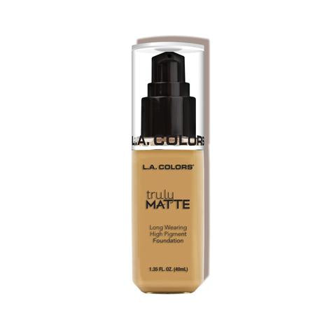 TRULY MATTE FOUNDATION - NUDE