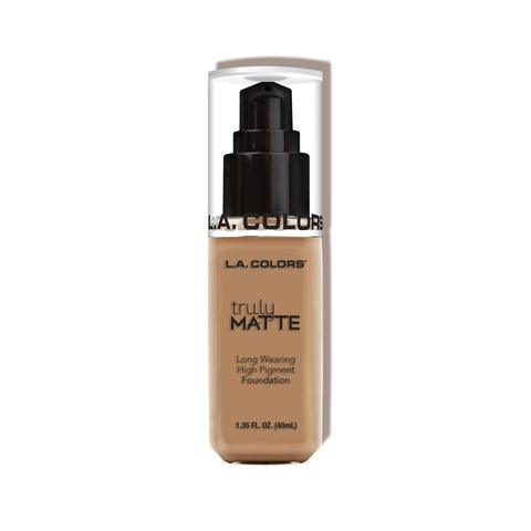 TRULY MATTE FOUNDATION - SAND