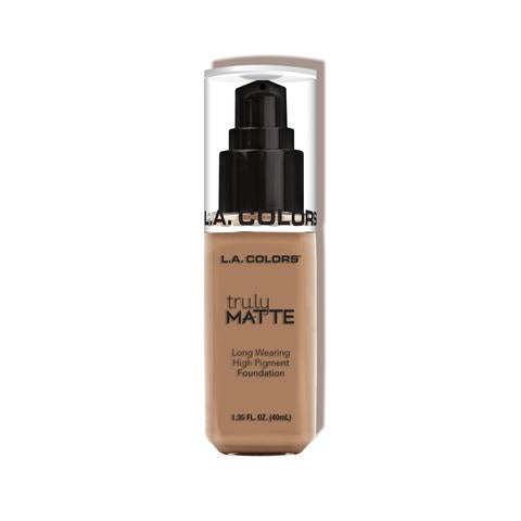 TRULY MATTE FOUNDATION - COOL BEIGE