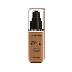 TRULY MATTE FOUNDATION - DEEP TAN