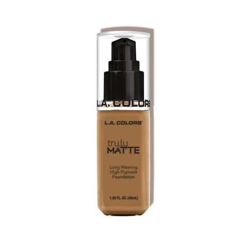 TRULY MATTE FOUNDATION - WARM CARAMEL
