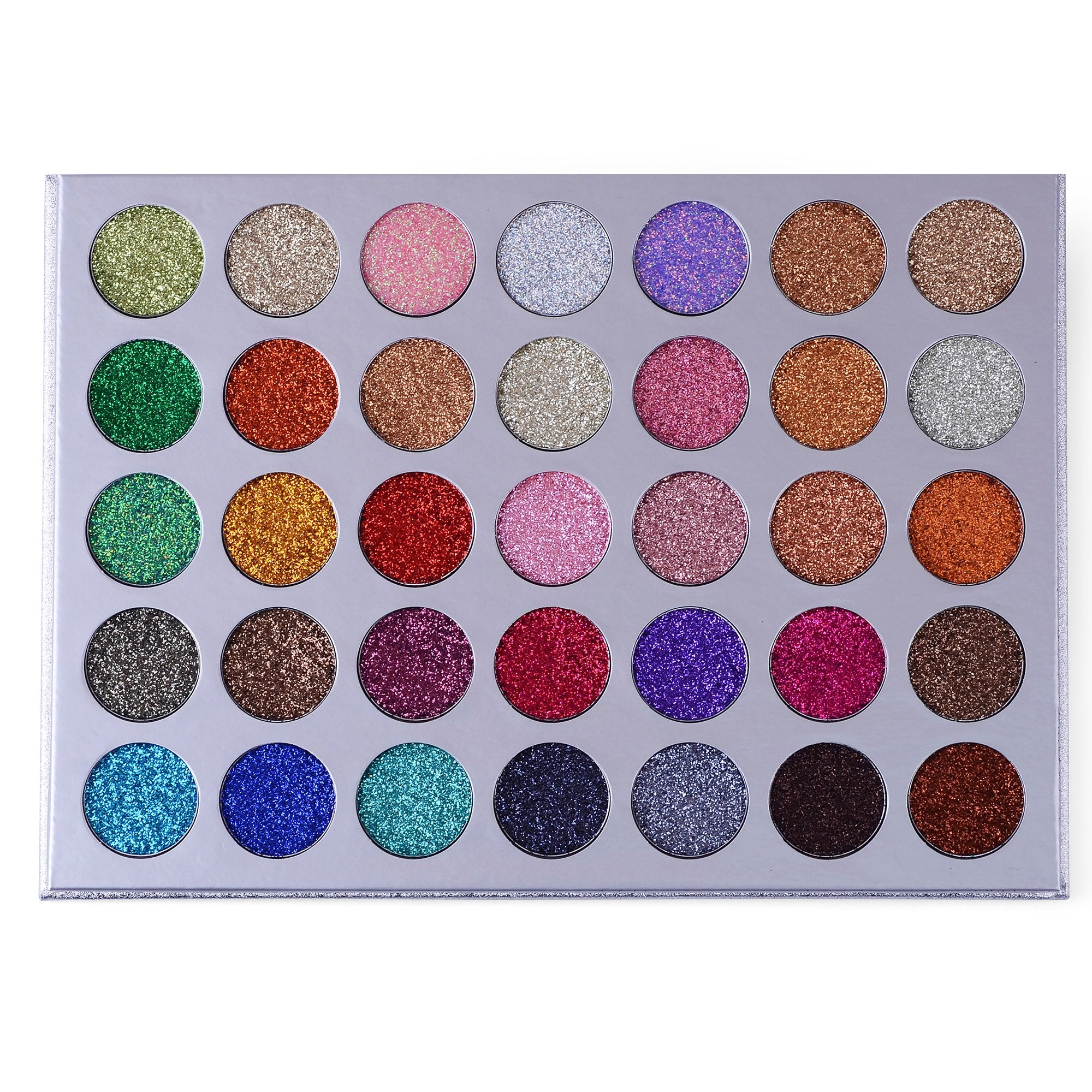 ES21 35 GALAXY STARDUST SHIMMER GLITTER POWDER KIT
