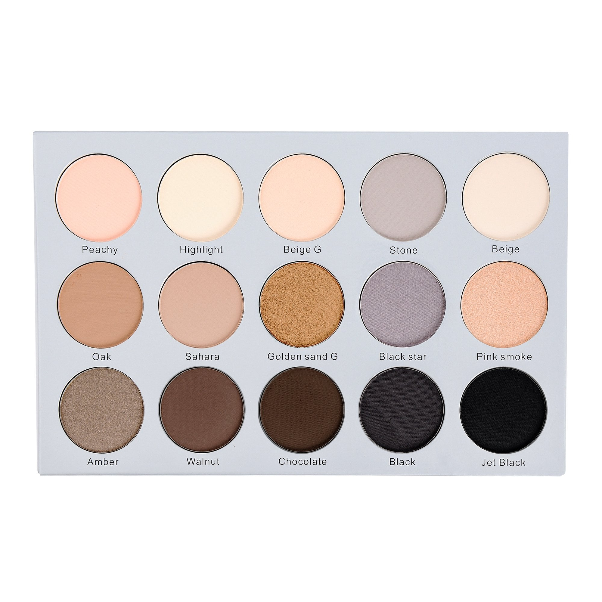 ES23 15 SMOKY SAND EYE SHADOW