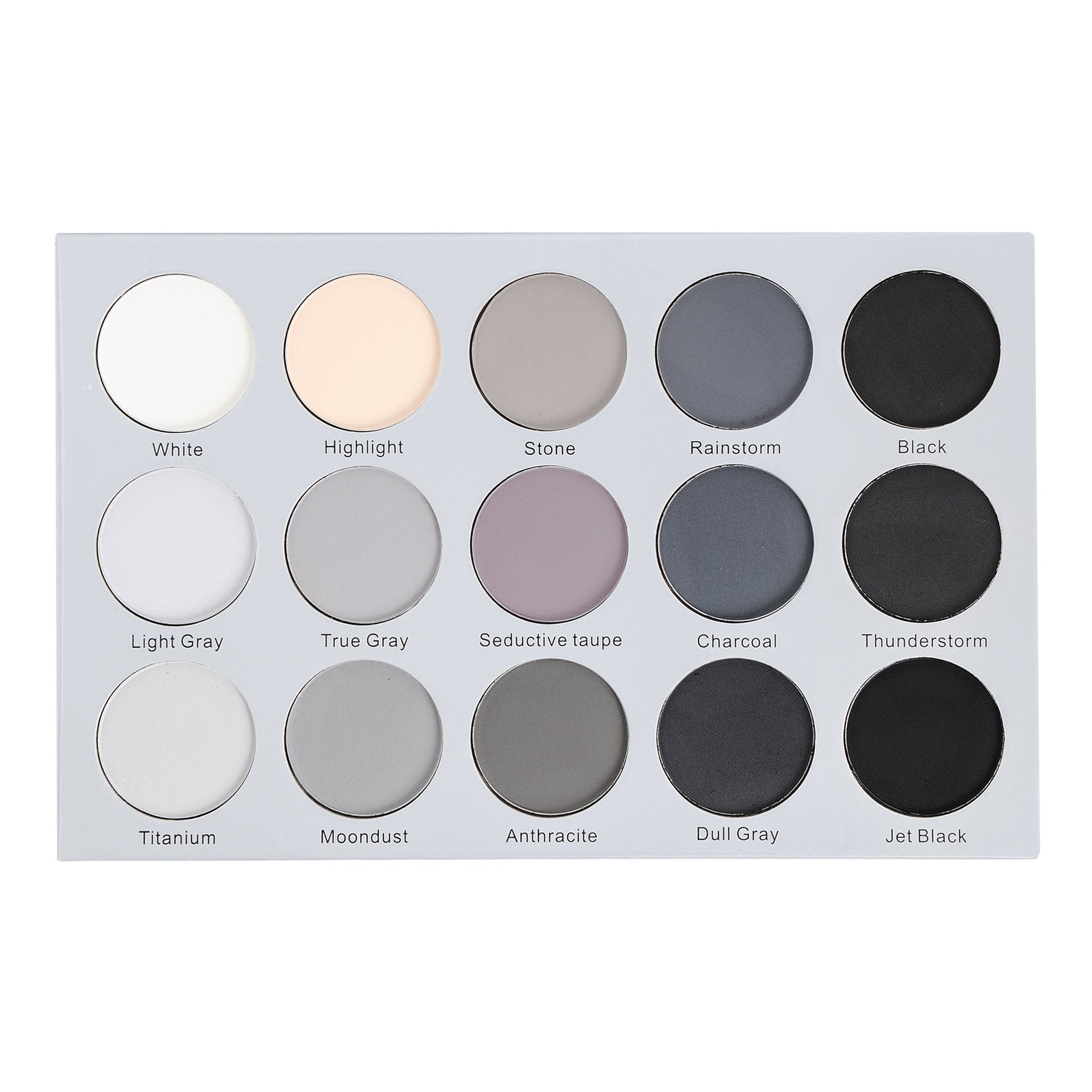 ES24 15 SMOKY GREY EYE SHADOW