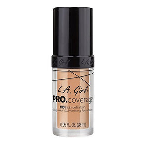 Pro Coverage Foundation (GLM643 Porcelain)