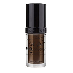Pro Coverage Foundation (GLM656 Dark Chocolate)