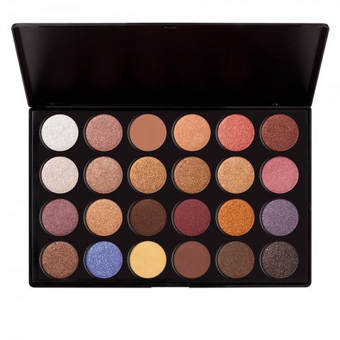24 EYE SHADOW PALETTE - BEVERLY HILLS
